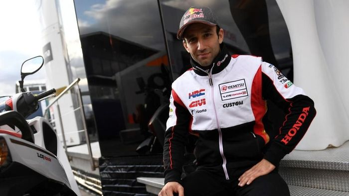Johann Zarco dirumorkan akan gabung Avintia di MotoGP 2020. (Foto: Pierre-Philippe Marcou / AFP)