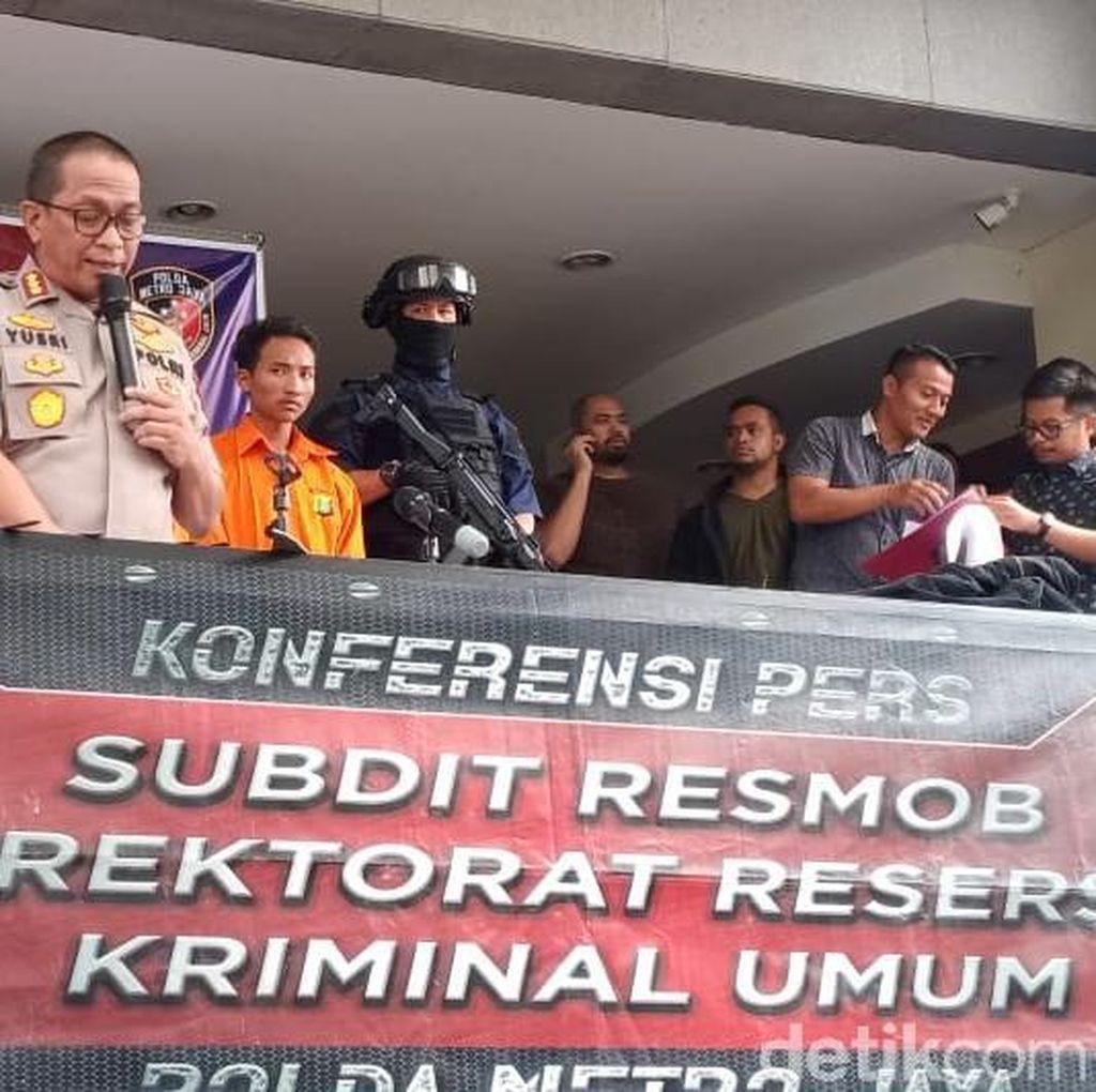 Bacok Lawannya hingga Tewas, Polisi Amankan 13 Pelaku Tawuran di Bekasi