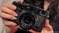 Fujifilm Rilis Aplikasi untuk Sulap Mirrorless Jadi Webcam
