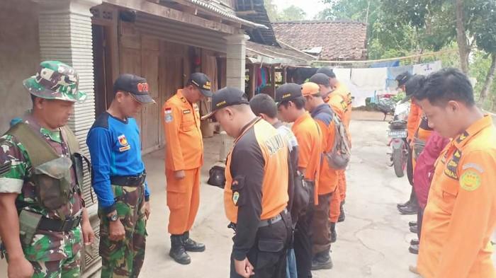 Pencarian terhadap Markiyem di Hutan Wonosadi, Gunungkidul memasuki hari ketujuh, Jumat (22/11/2019). Foto: Dok. Basarnas Yogyakarta