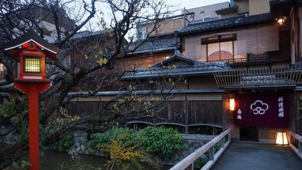 Foto: Gion, Distriknya Geisha