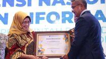 Punya Jaringan Terluas, Telkomsel Diganjar Penghargaan dari Kominfo