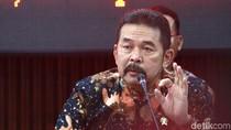 Setia Untung Arimuladi Jadi Wakil Jaksa Agung, Tony Spontana Kabadiklat