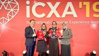 TelkomMasuk3 Kategori International CustomerExperience Awards