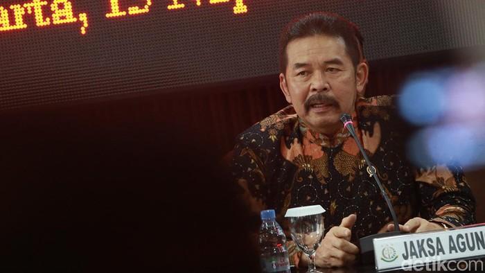 Jaksa Agung ST Burhanuddin (Foto: Ari Saputra-detikcom)