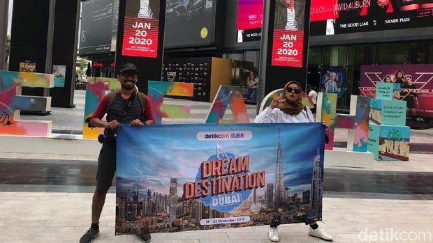 Hari Ketiga di Dubai, d'Traveler Jatuh Cinta dengan Gurun & Burj Khalifa