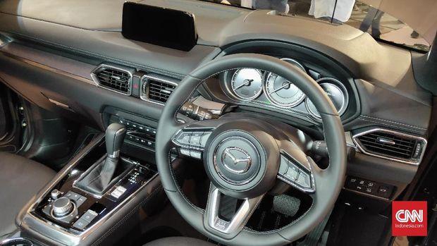 Mazda CX-8 Meluncur, Harganya 'Bimbang' Jepang atau Eropa