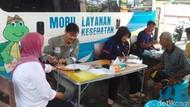 Mobil Layanan Kesehatan Layani Ribuan Warga di Pelosok Desa Banyuwangi