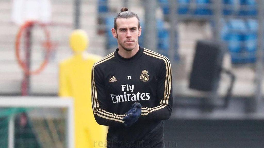 Loh, Bale Latihan Golf di Real Madrid?