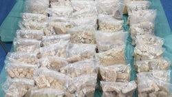 Bisa Dibuat 15 Juta Pil Ekstasi, Polisi Gagalkan Pengiriman Narkoba ke Australia