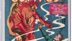 Hebat! Salinan Komik Pertama Marvel Tahun 1939 Terjual Rp 17,7 M