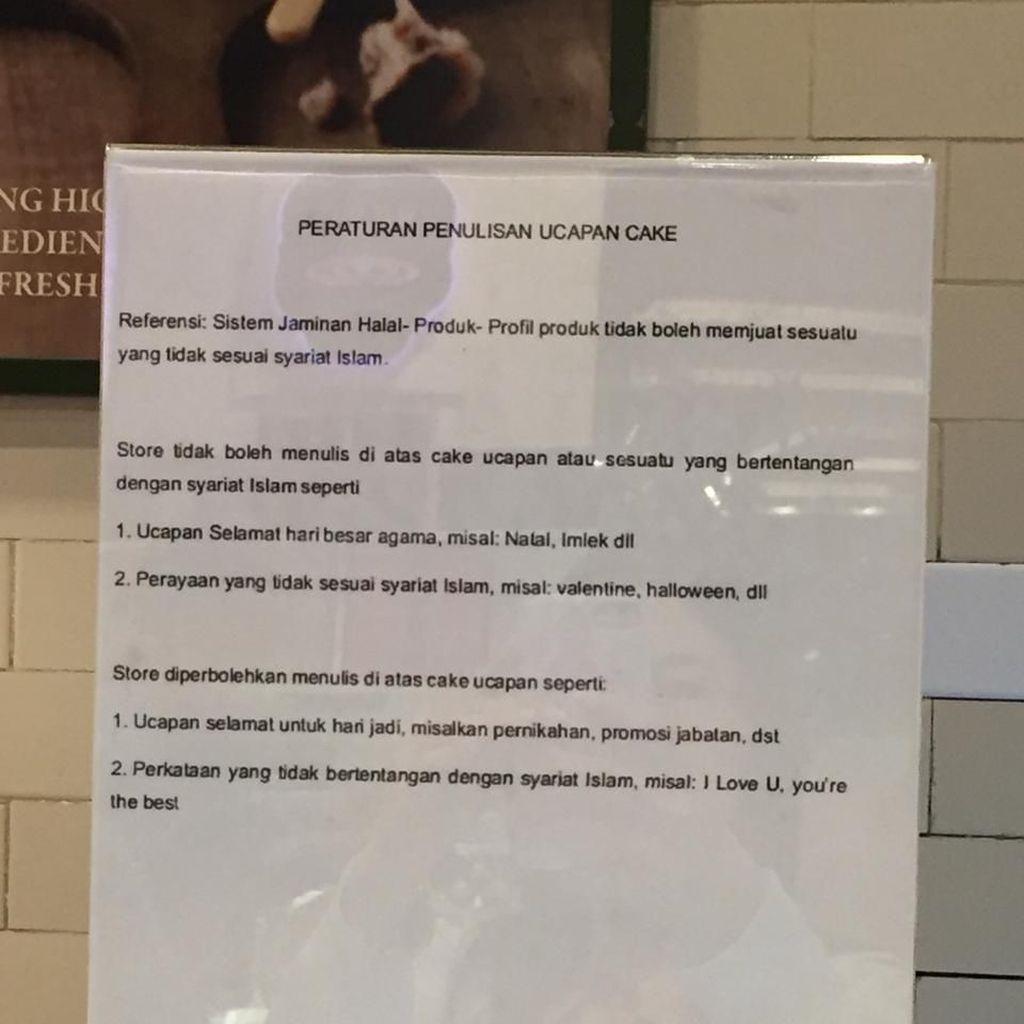 Disebut di Aturan Cake Viral TOUS les JOURS, Apa Isi UU Jaminan Produk Halal?