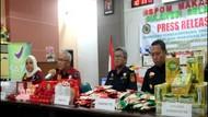 BPOM dan Bea Cukai Makassar Gagalkan Kosmetik Selundupan