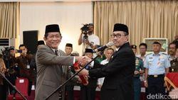Lantik Pejabat Siak Jadi Sekda Riau, Gubernur Syamsuar: Seleksi Sesuai Aturan