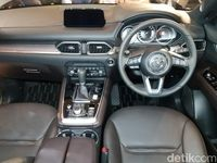 Mazda CX-8 Bukan Saingan Honda CR-V Cs