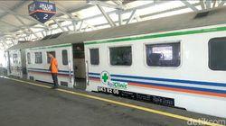 Dua KA Rute Baru akan Singgah di Stasiun Lamongan Per 1 Desember