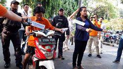 Terungkap, Pelaku Teror di Jakbar Racik Air Keras di Samping Kantor Polisi