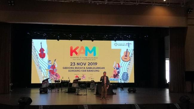Ridwan Kamil: Anak Muda Harus Jadi Penggerak Industri Musik