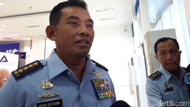 KSAU Marsekal TNI Yuyu Sutisna