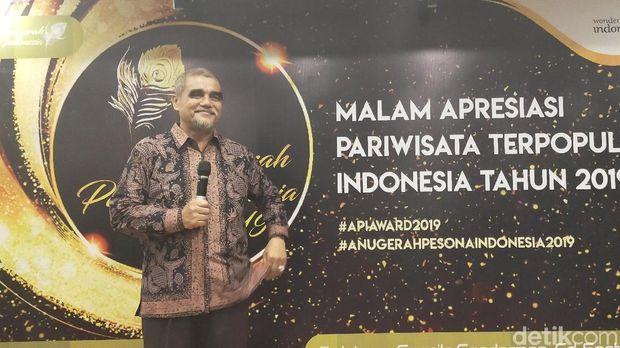 Kata Jambi yang Jadi Juara Umum Anugerah Pesona Indonesia