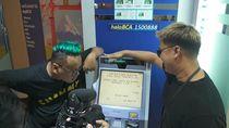 Ditjen Pajak Kejar Artis Pamer Saldo ATM, Billy Syahputra Ketakutan?