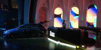 Pemanasan Milenial Sebelum Party DWP Bersama Toyota Yaris