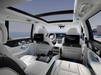 SUV Ultramewah Mercedes-Maybach GLS