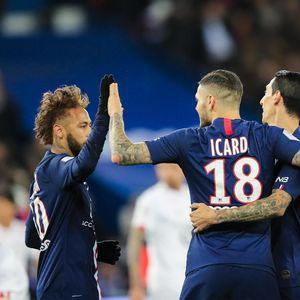 Neymar Comeback, PSG Atasi Lille 2-0