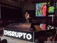 Sentuhan Teknologi, Bikin Gus Dur 'Hidup' Kembali