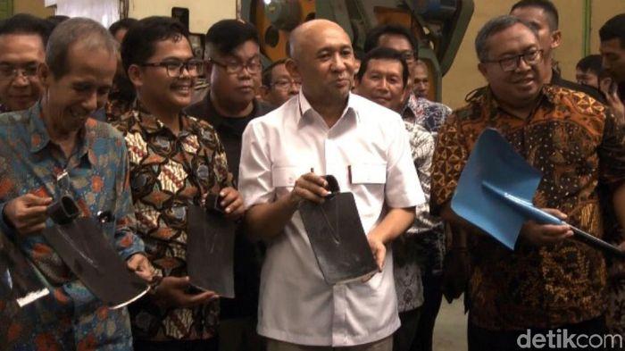 Menteri Koperasi dan Usaha Kecil dan Menengah (UKM), Teten Masduki/Foto: Syahdan Alamsyah/detikcom