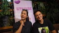 Usia Kandungan 8 Bulan, Paula Deg-degan Sambut Bapau Junior