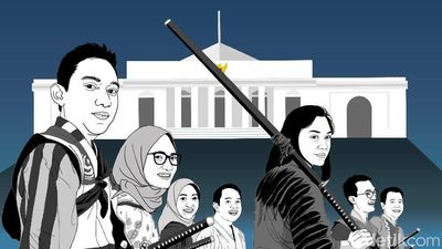 Fakta Stafsus Milenial Jokowi Bergaji Rp 51 Juta