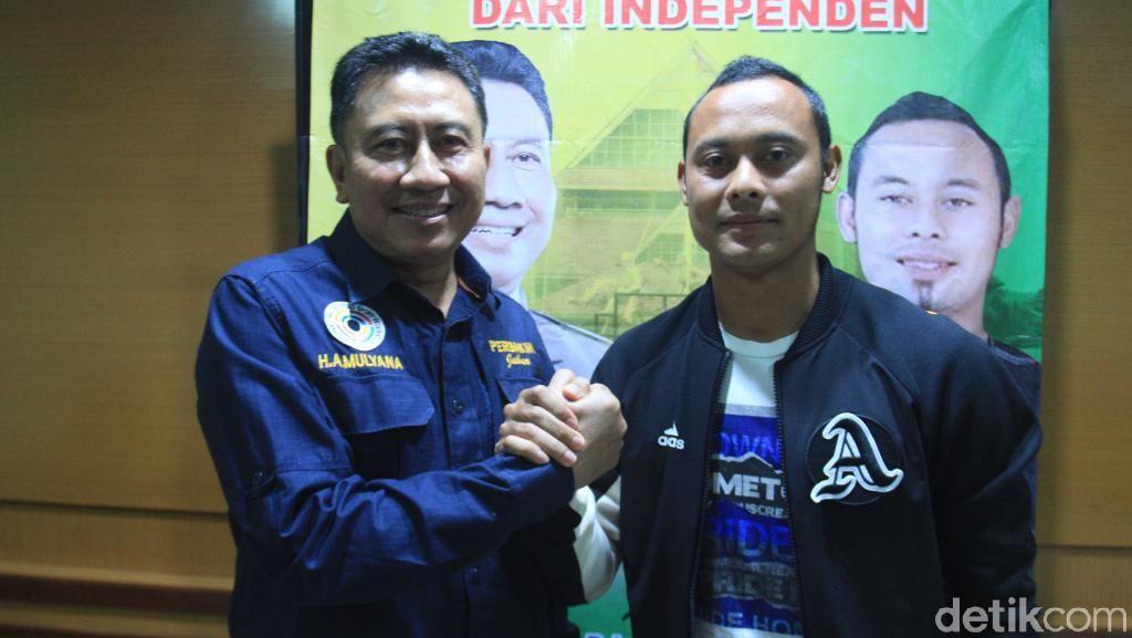 Video Atep Bersiap Maju Pilkada Bandung