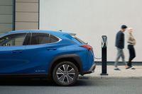 Lexus Luncurkan Mobil Listrik Pertamanya