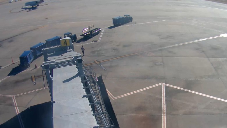 Foto: dok. Will Rogers World Airport/Video courtesy: KOCO