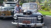 Mobil Bung Karno Jalan-jalan di Kota Malang