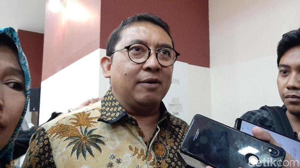Fadli Zon Cerita Masih Simpan Tongkat Komando-Baret Merah dari Djoko Santoso