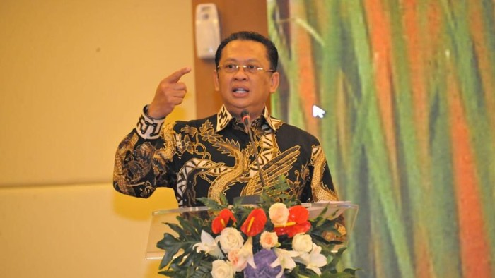 Ketua MPR Bambang Soesatyo (Foto: Istimewa)