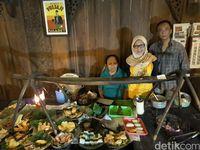 Wedangan Pendopo Langganan Keluarga Jokowi dengan Konsep Klasik