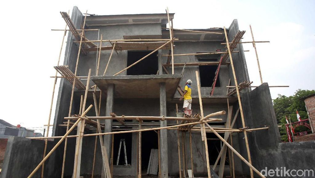 Melihat Target Pembangunan Rumah 5 Tahun ke Depan