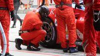 Jelang Race Asian Le Mans, Begini Kesibukan Paddock T2 Motorsport