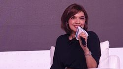 Tutur Bijak Najwa Shihab untuk Para Pemimpi di HUT Transmedia