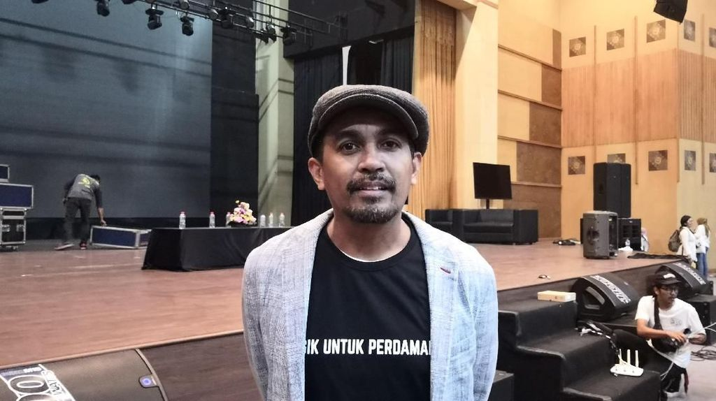 TVRI Disebut Rugi, Glenn Fredly Minta Jokowi Soroti Kasus Helmy Yahya