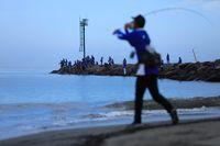 1000 Warga Banda Aceh Ikut Lomba Mancing