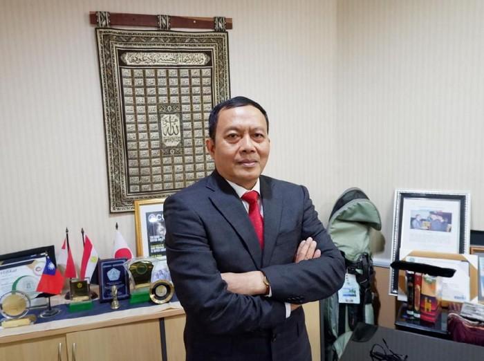 Wakil Ketua Komisi Hukum dan Perundang-undangan MUI Ikhsan Abdullah. (Foto: dok. ist)