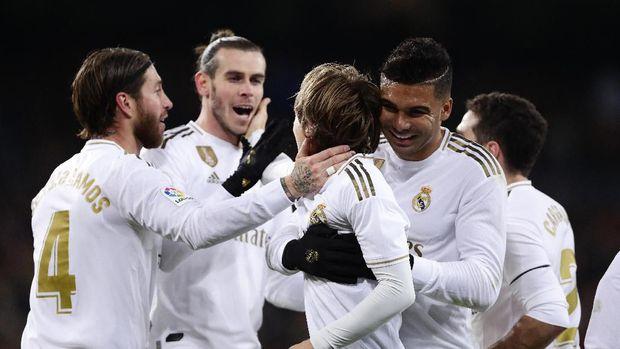 Real Madrid menelan kekalahan dalam dua El Clasico terakhir.