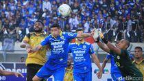 Persib Vs Barito Putera: Maung Bandung Tertahan 0-0