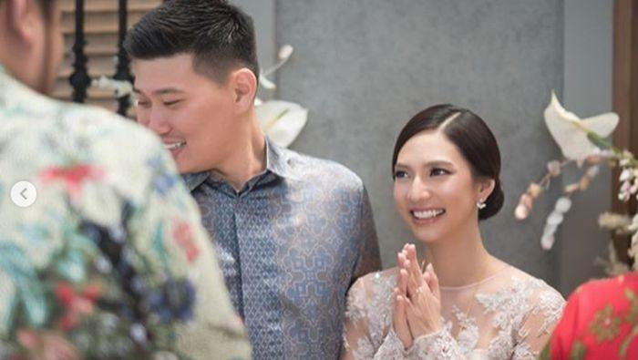 Pernikahan Nadia Saphira