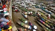 Sungai dan Fungsinya Bagi Masyarakat di Kalimantan