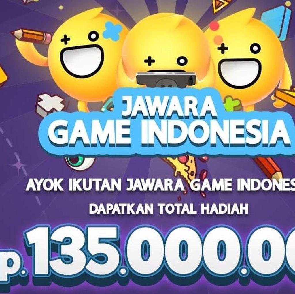 Hago Luncurkan Jawara Game Indonesia Berhadiah Rp 135 Juta